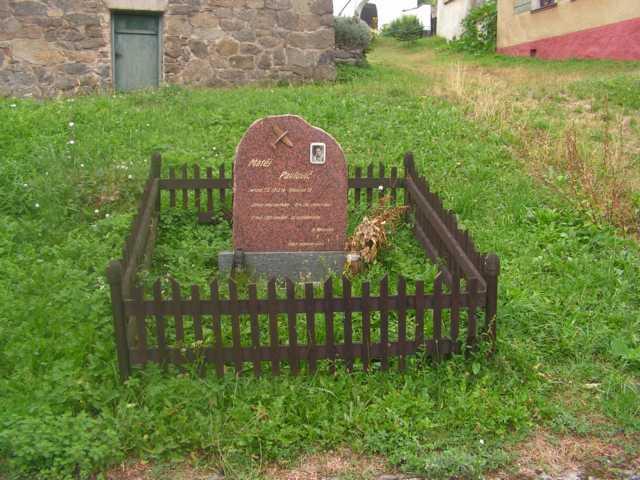 Pomník Vlkonice